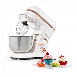 Klarstein Bella Elegance, kuchynský robot, 1300 W, 1,7 HP, 6 stupňov, 5 litrov, biely