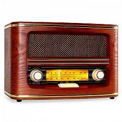 Auna BelleEpoque-1905, retro radio, AM, FM