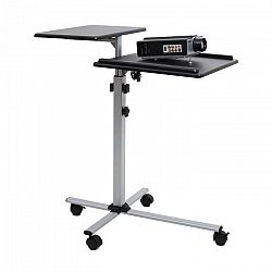 FrontStage Auna Stôl na projektor / beamer TS-2, 2 výškovo nastaviteľné