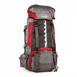 KLARFIT Heyerdahl-2014, turistický ruksak 70 l, červený