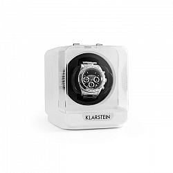 Klarstein Eichendorff, naťahovač na hodinky, 1 hodinky, 4 režimy, biely