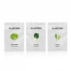 Klarstein GrowIt Seeds Salad, 3 balíčky semien: lollo bionda, pak choi, rukola