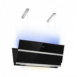 Klarstein Prism, digestor, 720 m³/h, LCD displej, časovač, RGB farby, čierny